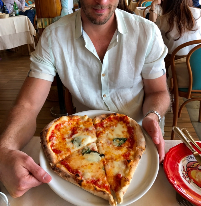 Buddymoon in Italy Positano