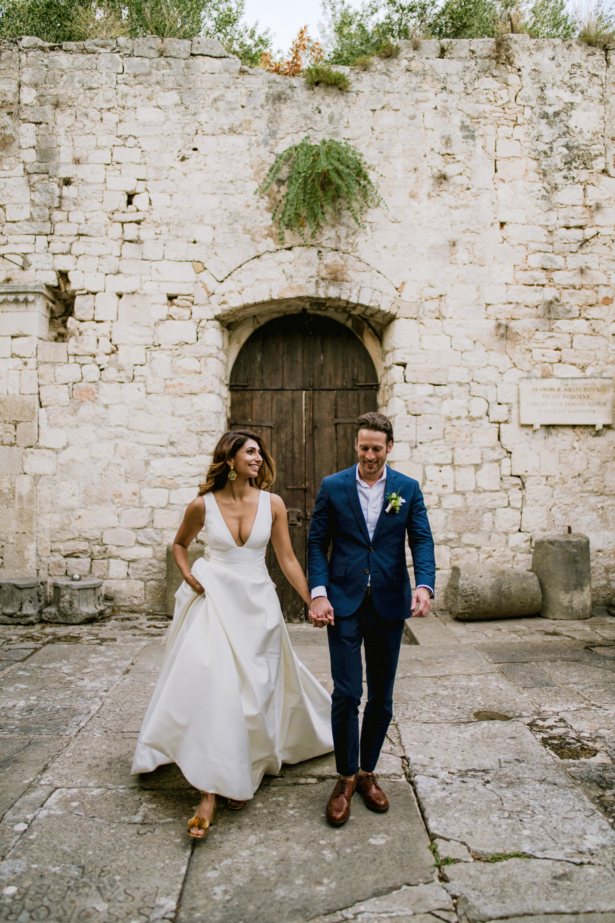 Destination Wedding in Hvar Croatia
