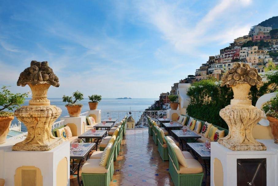 Le Sirenuse Positano Italy