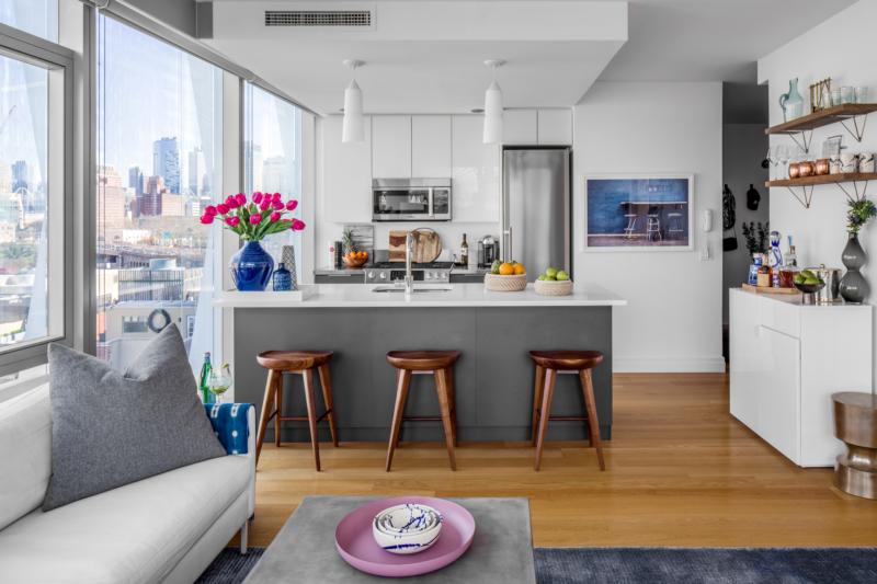 Dumbo Brooklyn Apartment Interior Design