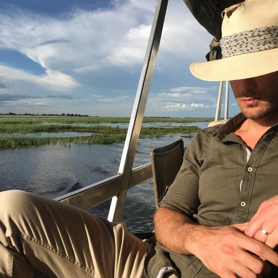 Botswana Chobe River Safari