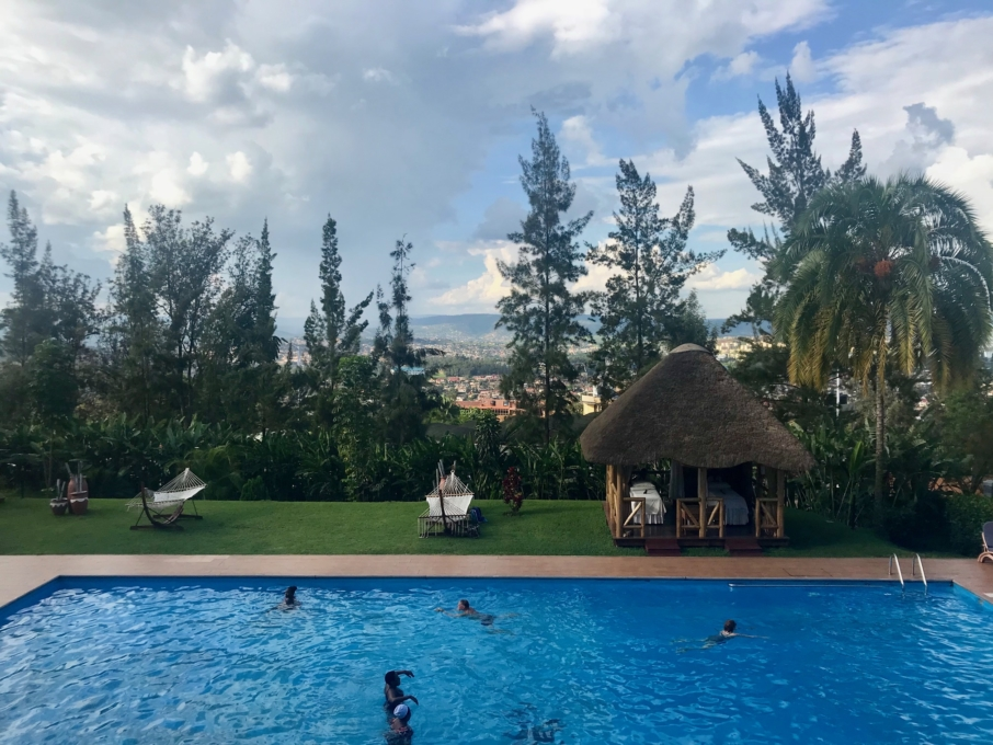Hotel Rwanda Kigali