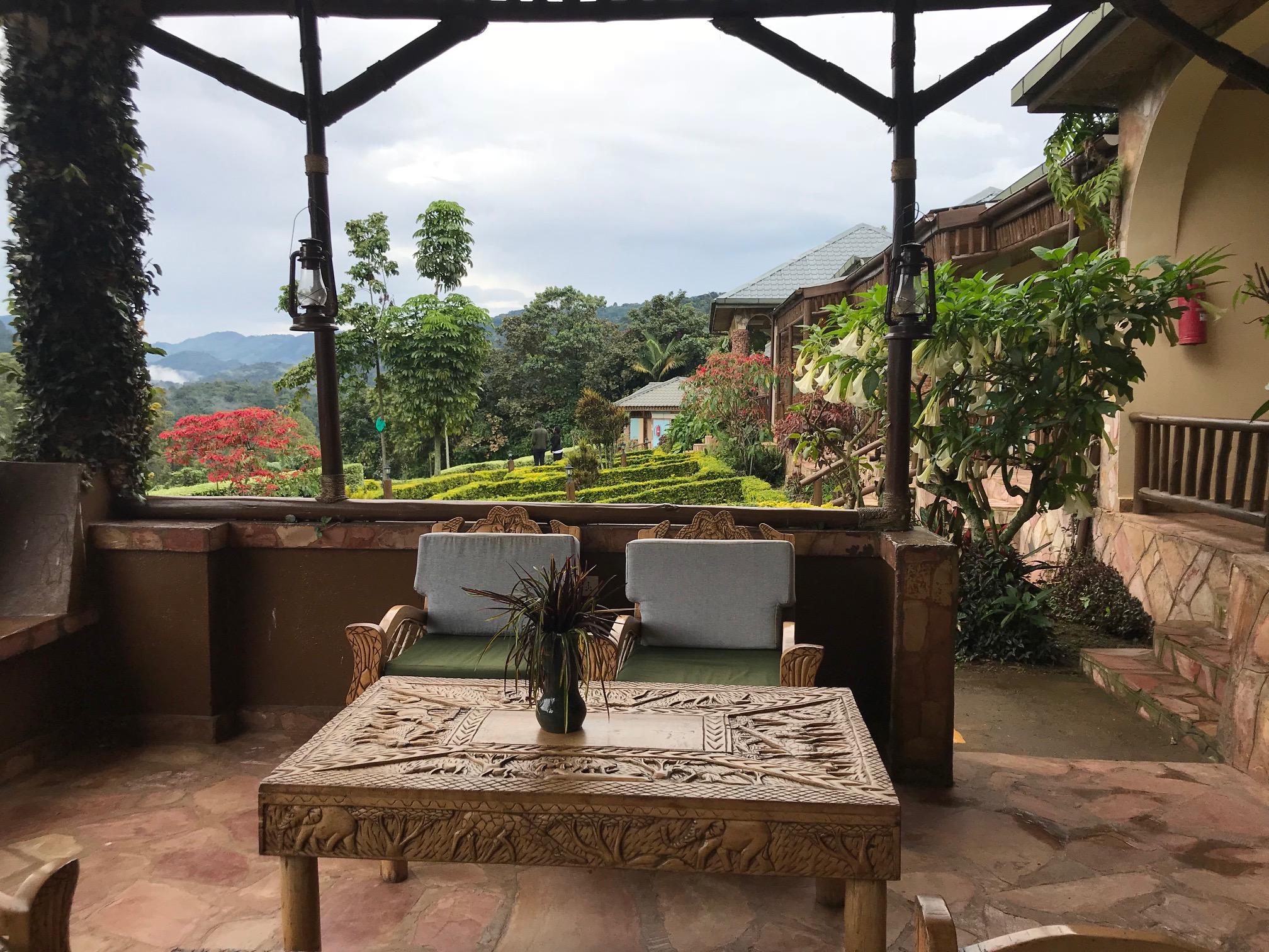 Gorilla Trek Uganda Silverback Lodge