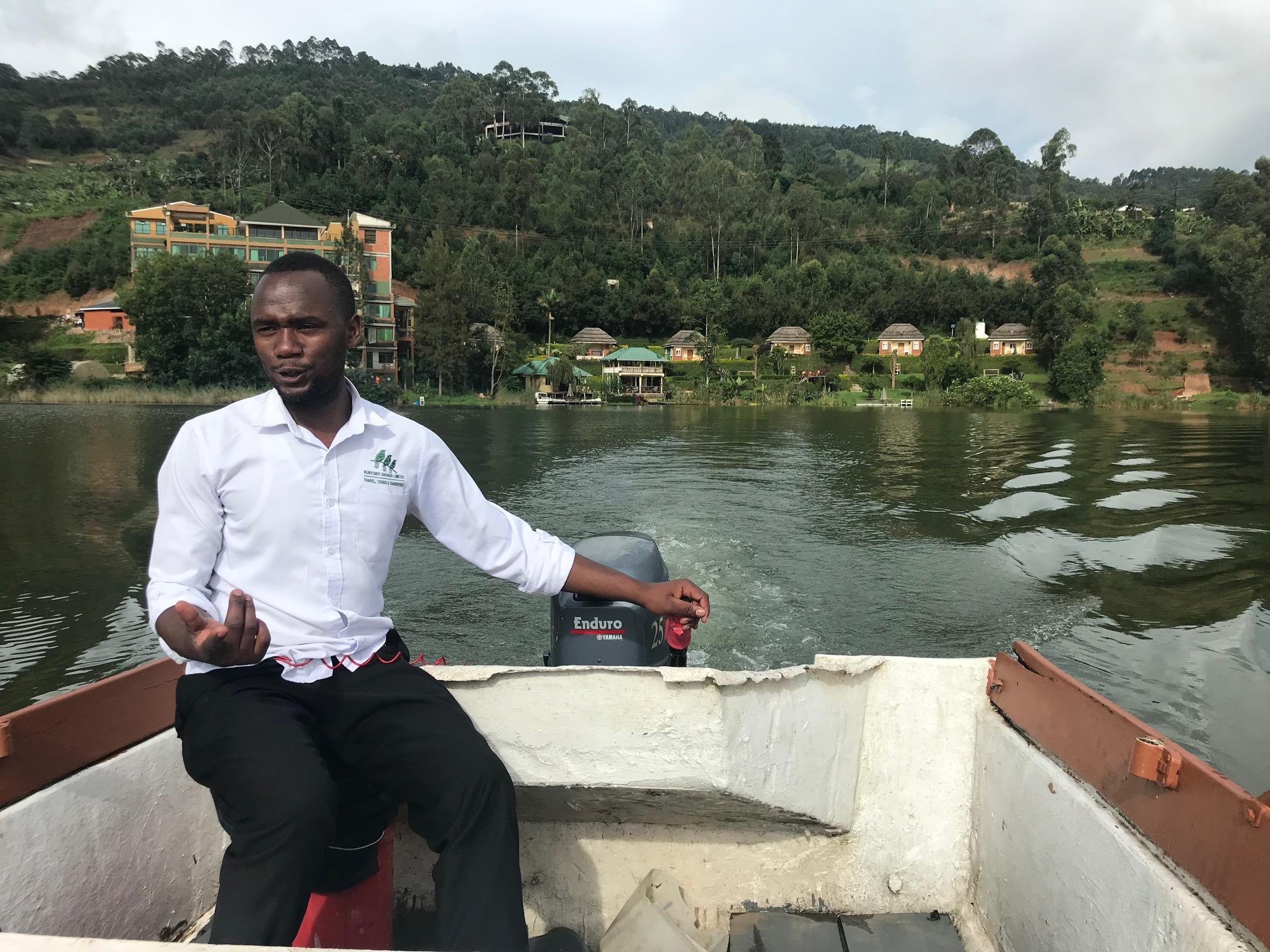 Lake Bunyoni Uganda