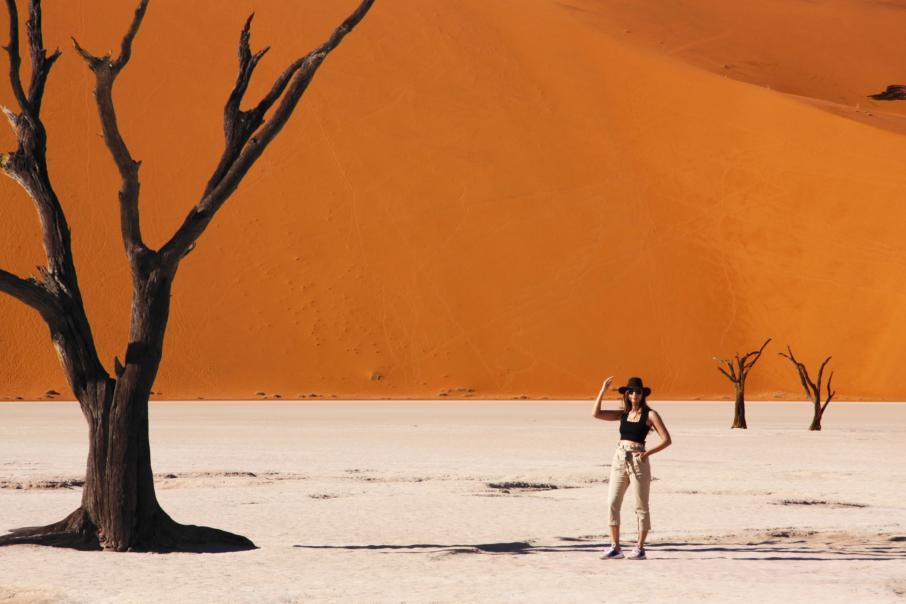 Roadtrip through Namibia Deadvlei