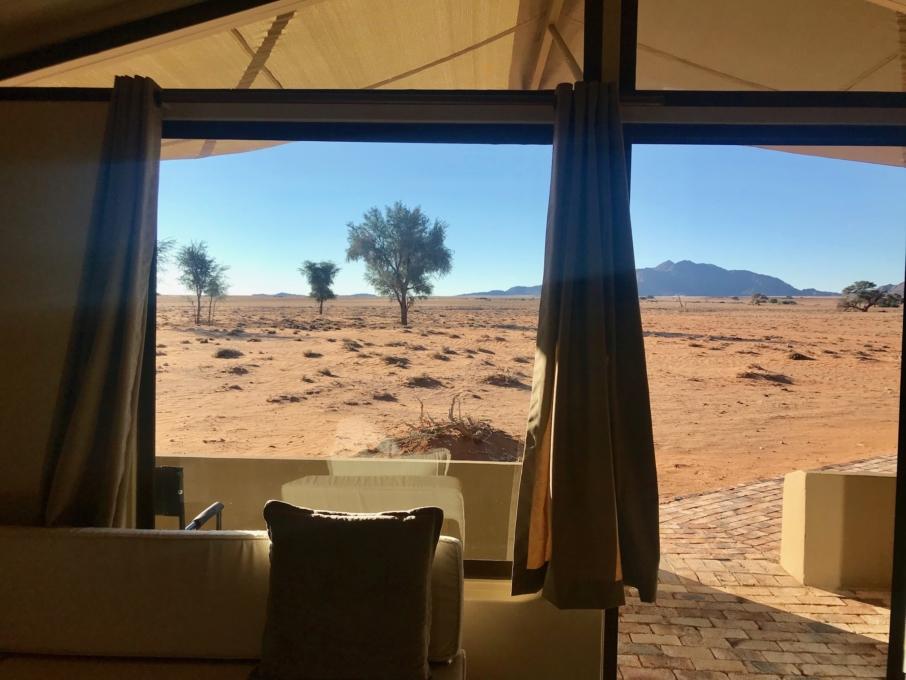 Roadtrip through Namibia Sossusvlei Lodge
