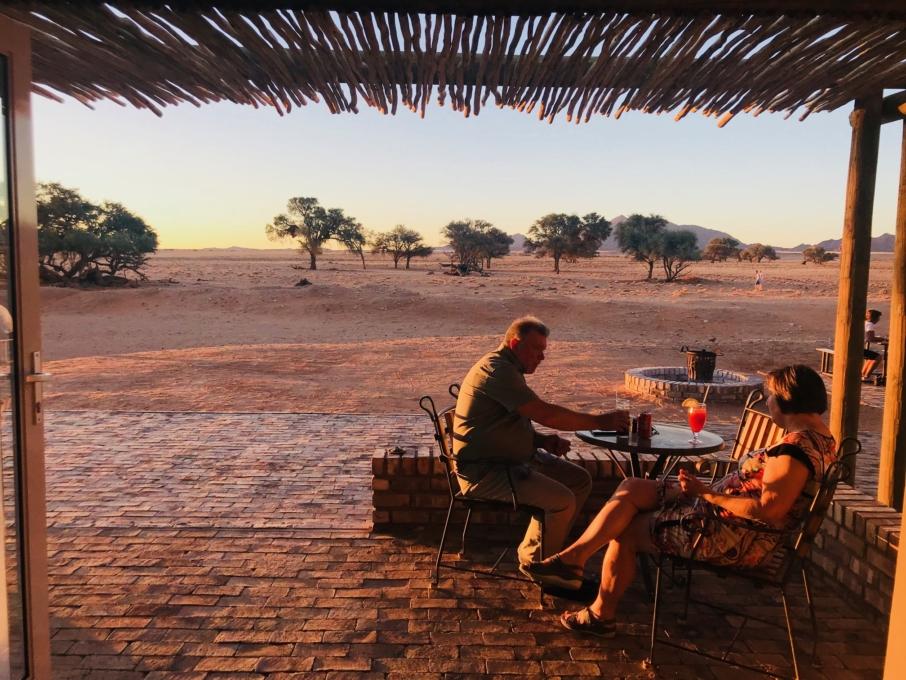 Roadtrip through Namibia Sossusvlei Desert Sossusvlei Lodge