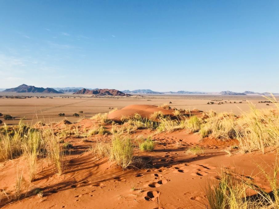 Roadtrip through Namibia Sossusvlei Desert
