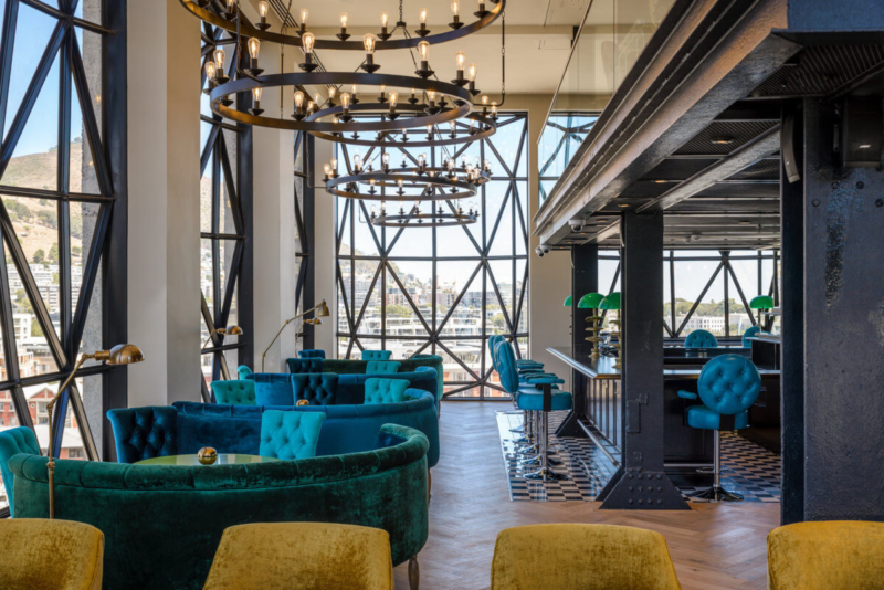 Best Bars with Chic Decor in Cape Town Silo Hotel