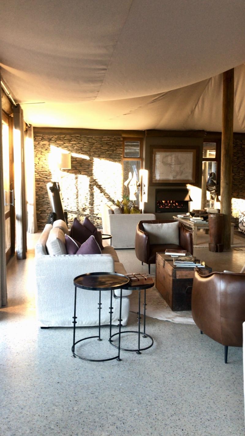 Safari at Sanbona