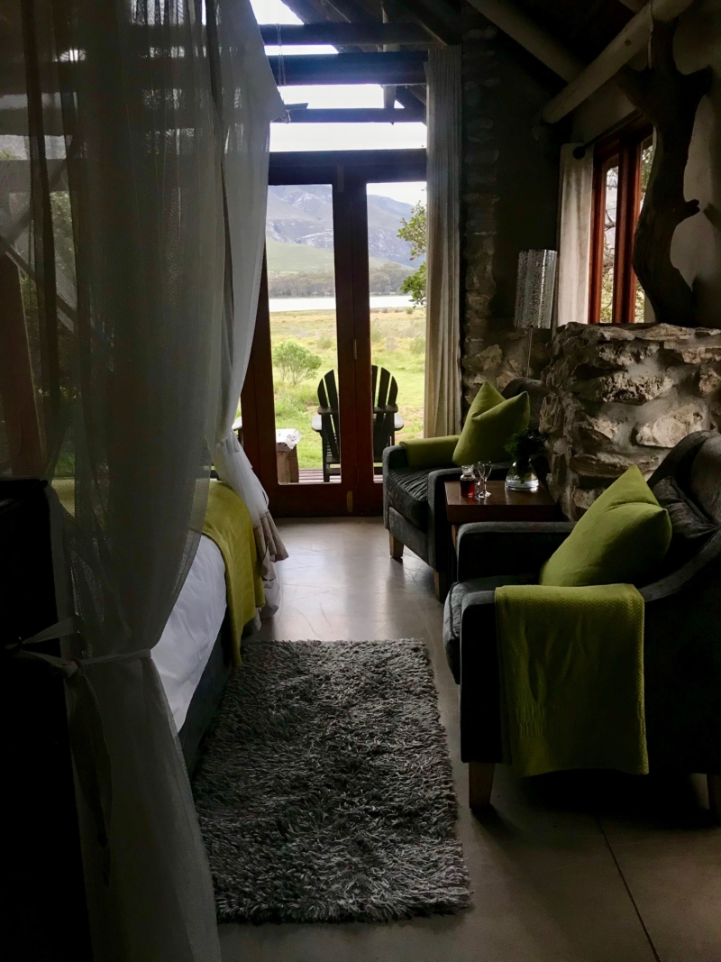 Getaway in Hermanus Mosaic Private Sanctuary