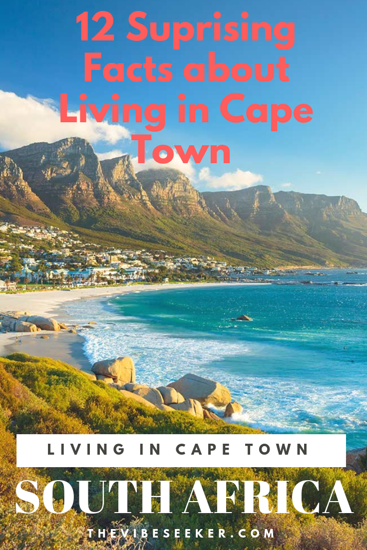 Surprising Facts about Living in Cape Town