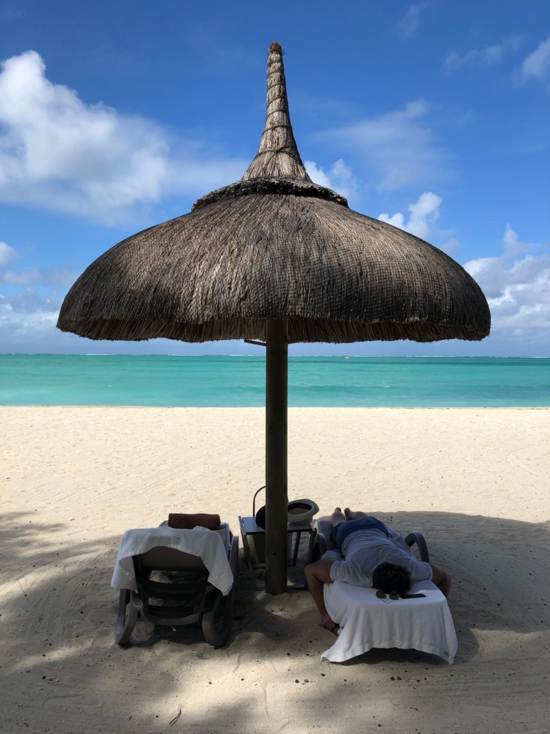 Mauritius Babymoon