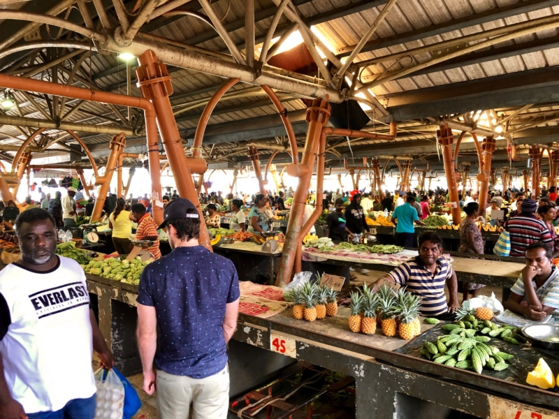 Flacq Market Mauritius
