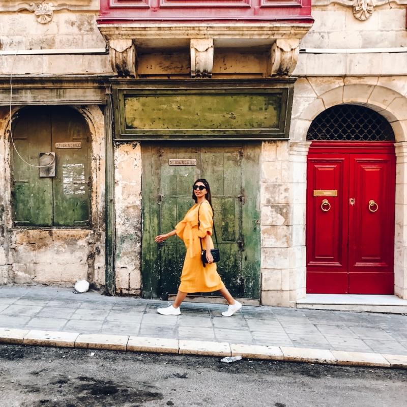three days in valletta malta