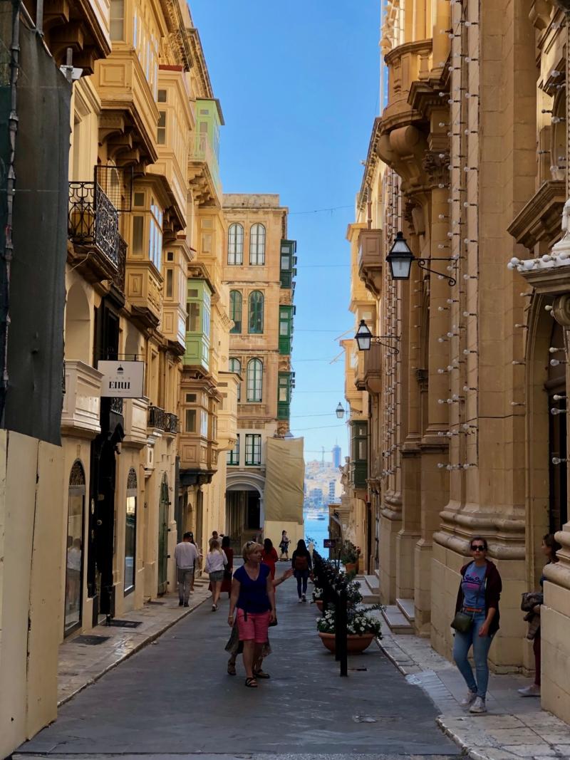 casa ellul in Valletta Malta