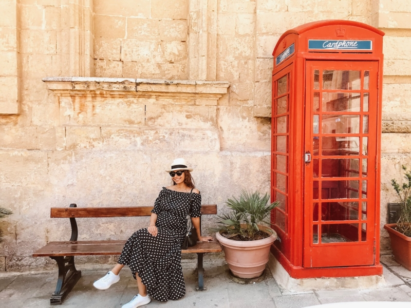 three days in mdina malta