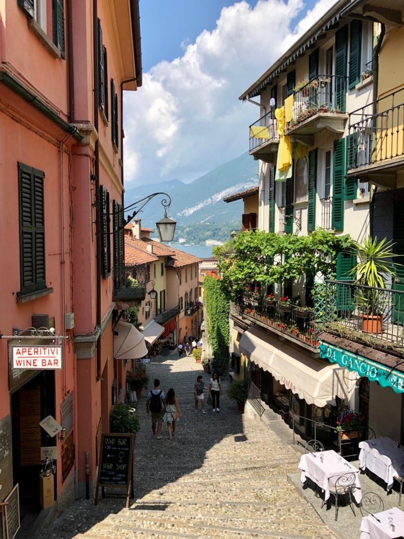 Bellagio Lake Como